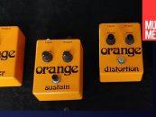Orange Amps procura pedais de efeitos raros da década de 1970