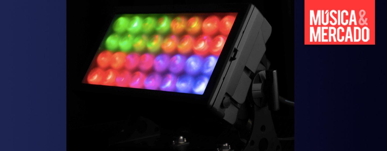 Novo projetor IP Color 32CDL da Sagitter