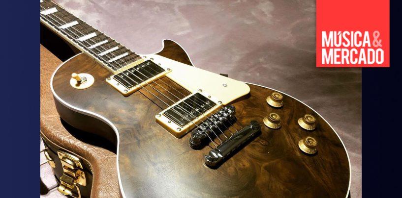 Luthier Ricardo Lelis e a W Custom Guitars