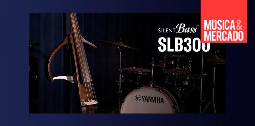 Design: Silent Bass SLB300 da Yamaha