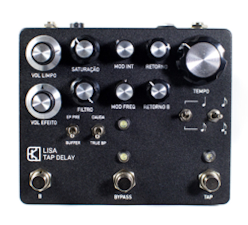 Cachalote Lisa Tap Delay