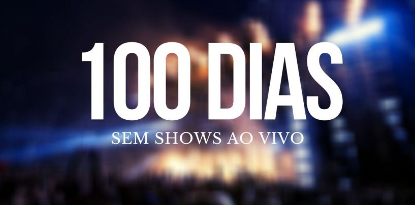 Opinião: 100 dias sem eventos, 100 dias sem faturamento