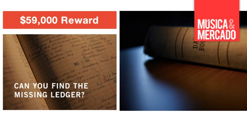 Gibson oferece $ 59.000 de recompensa por livro perdido