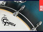 Gretsch Drums apresenta novos acabamentos para Full Range