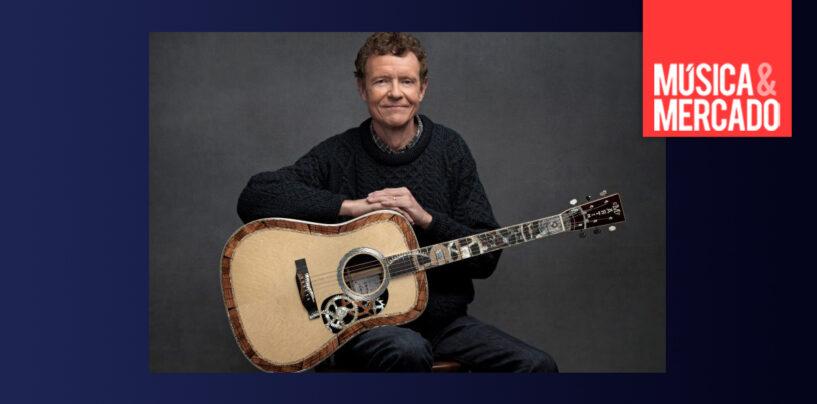 Martin Guitar mudará sua administração em 2021