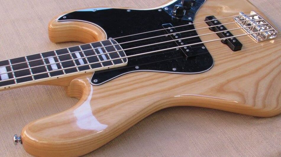 Nt Jazz Bass Custom