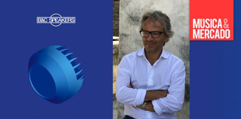 Lorenzo Coppini, CEO da B&C, recebe Ordem do Mérito da Itália