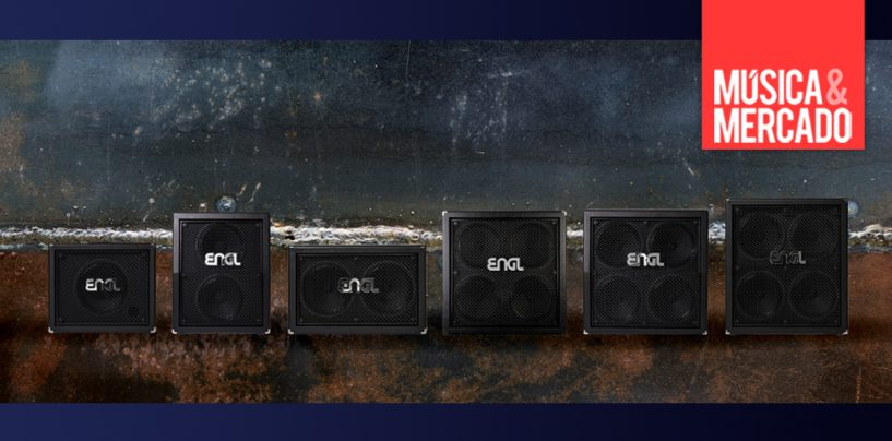Celestion introduz ENGL Cabinets Impulse Responses