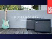 Série Mustang GTX da Fender