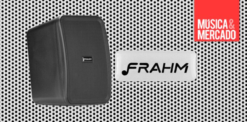 Frahm retoma atividades e apresenta novas caixas