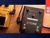 Z-Tone DI e Buffer Boost são o novo da IK Multimedia