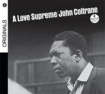 john coltrane love