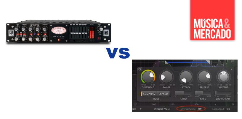 Por que o hardware ainda soa melhor que os plugins?