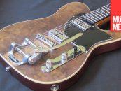 Natan Protásio, o luthier responsável pelas guitarras que conquistaram os principais guitarristas da cena sertaneja