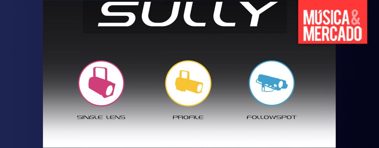 Robert Juliat apresenta família Sully de aparelhos LED