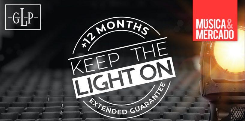 GLP estende garantia de produto por 12 meses