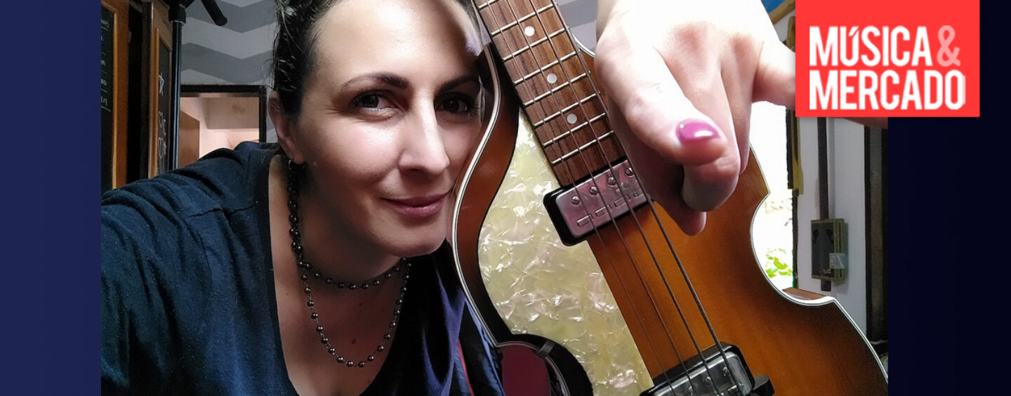 Mulheres luthiers: Paula Bifulco