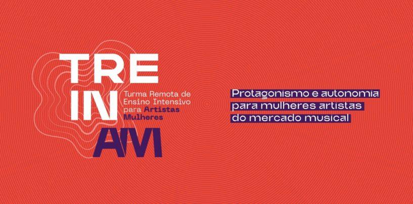 TREINAM: Iniciativa inovadora promove a autonomia de carreiras artísticas femininas