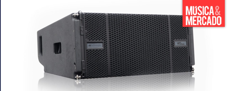 dBTechnologies apresenta novo line array VIO L1610