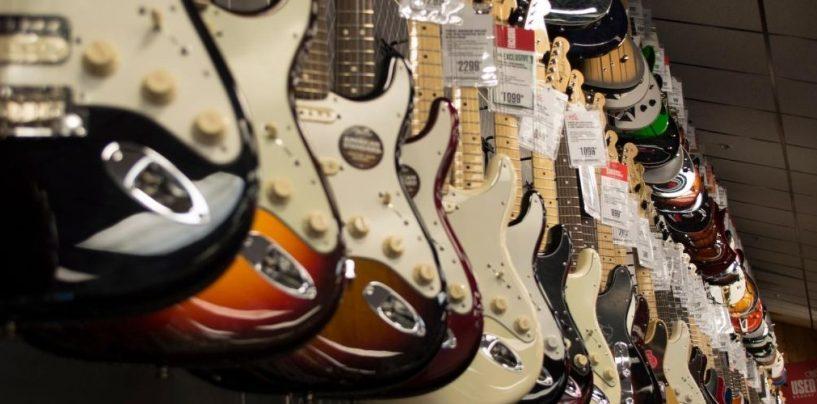 Fender altera formato de distribuição no país à partir de setembro