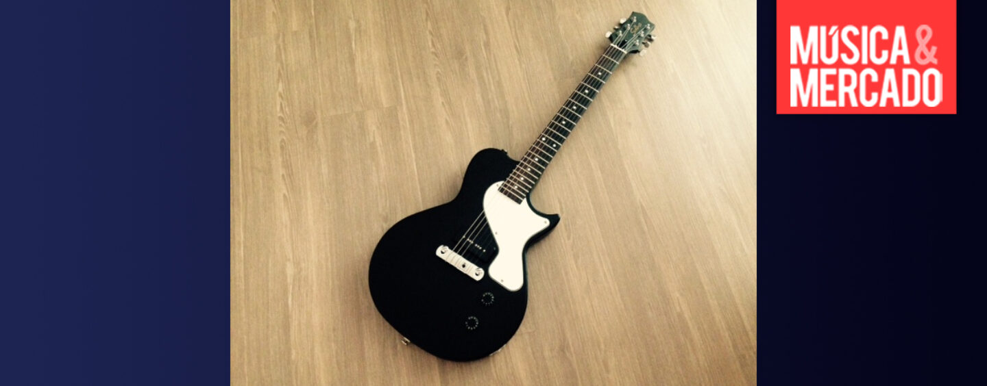 Review: Guitarra Sollus Raf Junior