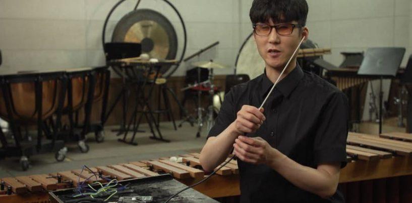 Músicos cegos: batuta high tech possibilita músicos cegos em orquestras