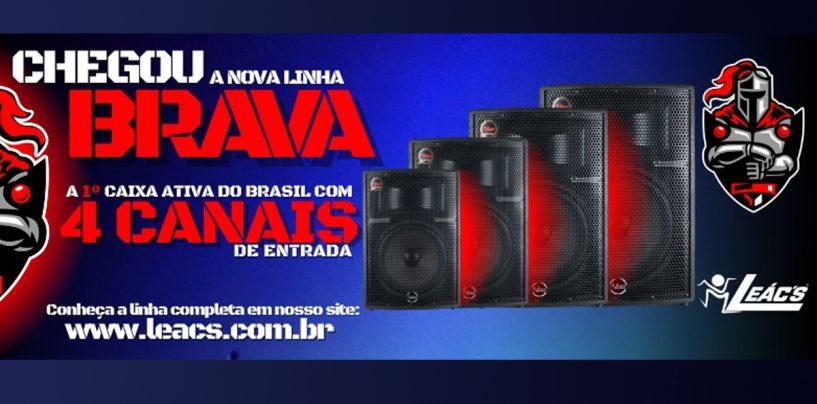Leac's lança nova linha Brava