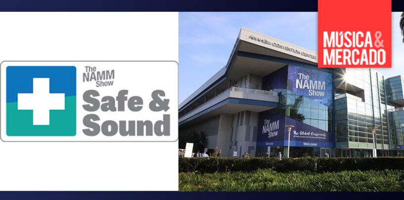 NAMM Show anuncia medidas de segurança para sua edição de 2021