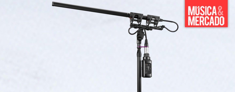Shure adiciona transmissor plug-on AD3 à linha Axient Digital