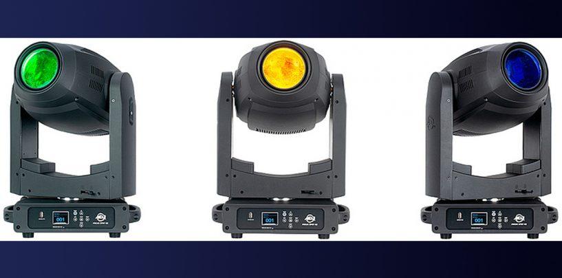 Focus Spot 6Z é o lançamento da ADJ para a linha Focus
