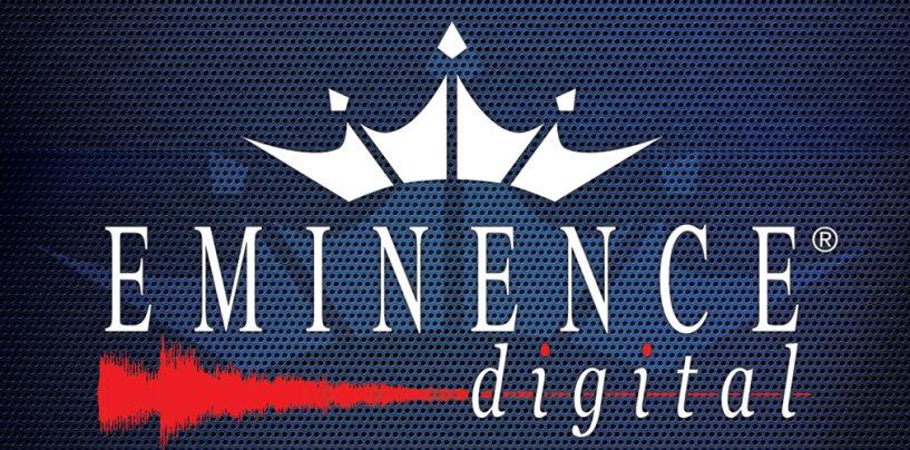Eminence lança arquivos digitais de seus componentes de áudio