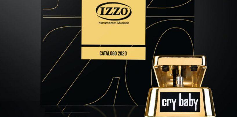 Izzo apresenta novo catálogo digital e promoção para seus parceiros