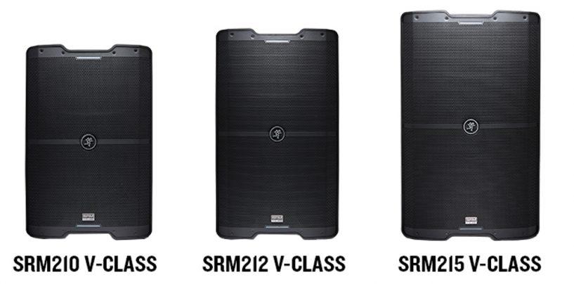 Conheça a série SRM V-Class da Mackie