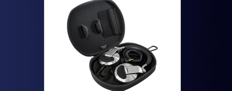 Novo estojo protetor para fones de ouvido da Pioneer DJ
