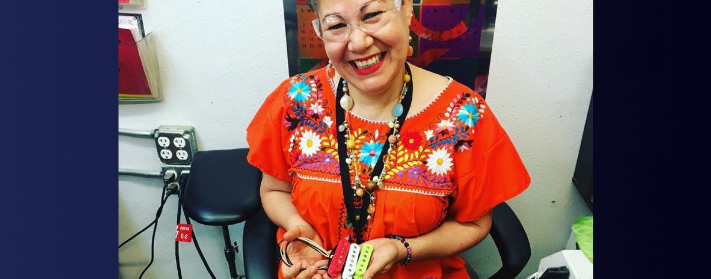 Josefina Campos lidera a fabricação de captadores na Fender
