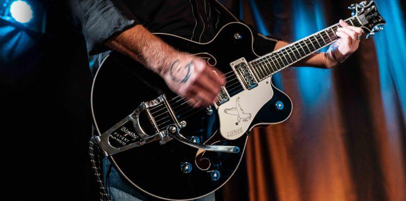Gretsch introduz nova versão do modelo de guitarra Falcon
