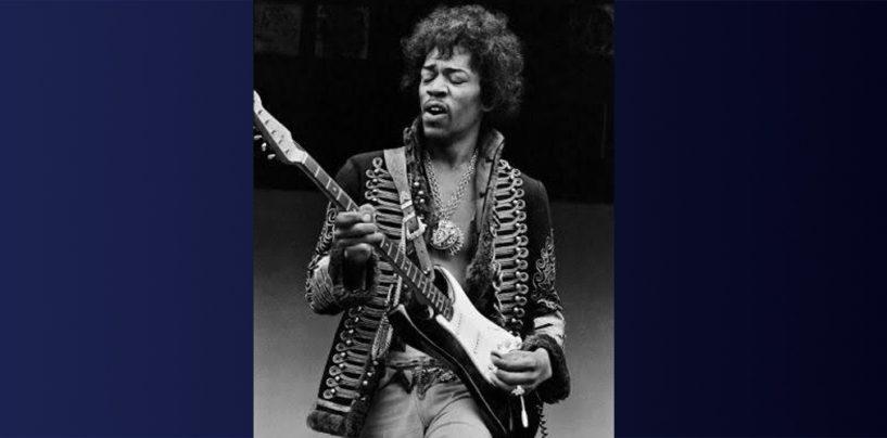 50 anos sem Hendrix