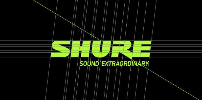 Distribuição Shure: Proshows e WDC Networks eleitos novos distribuidores