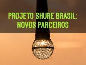 Shure anunciará seus novos distribuidores hoje, às 10 horas