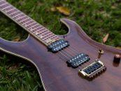 Originalidade e sofisticação: Luthier Adriel Pagoto da Atlanti Guitars