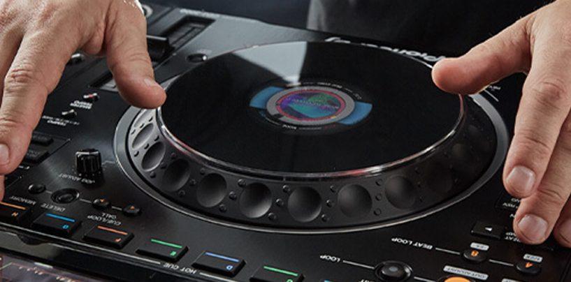 Novo multiplayer CDJ-3000 da Pioneer DJ