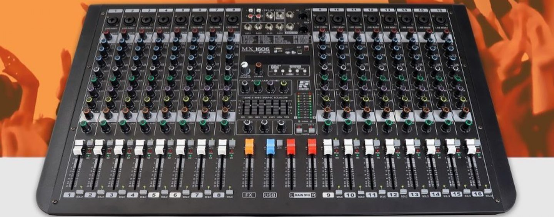 Mixer MX 1060 FXR da Staner