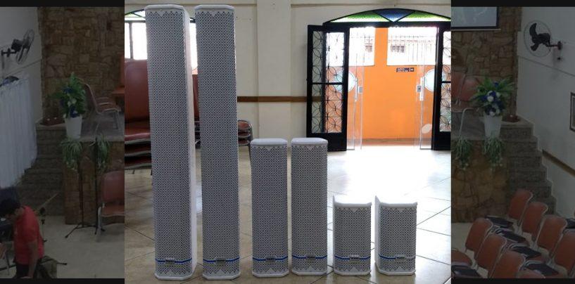 Taigar lançou Linha Wall para instalações fixas