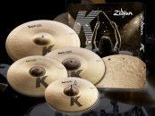 Zildjian lança K Sweet Cymbal Pack