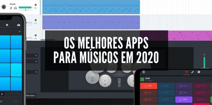 Os melhores aplicativos para músicos em 2020 – iOS e Android