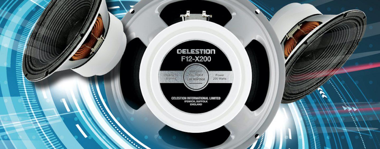 Faça sua própria caixa com o novo design DIY da Celestion
