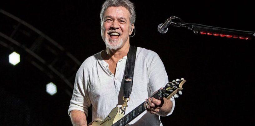 6/10: Falecimento de Eddie Van Halen (1955-2020)
