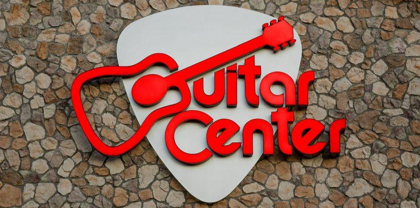 Guitar Center faliu?