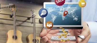 Diferenças de vender na internet e vender na loja física