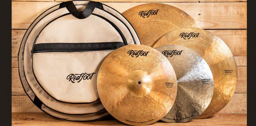 Red Foot Cymbals faz parceria com Ougo Distribuidora e lança novos modelos